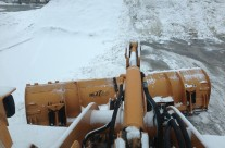 Large Scale Snow Removal